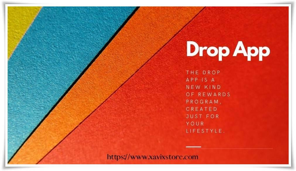 Drop app