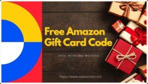 Free Amazon Gift Card Code